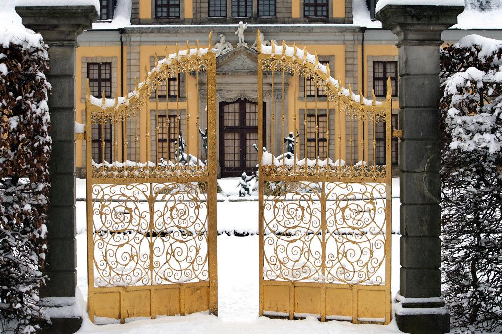 Goldenes Tor Herrenhäuser Gärten Hannover