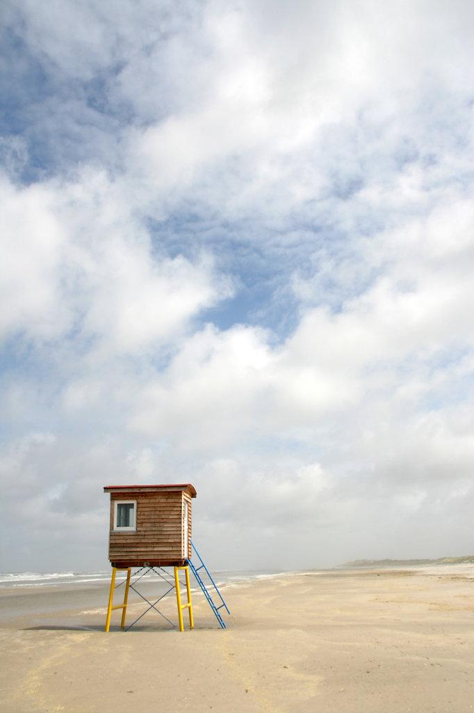 Strandeinsamkeit